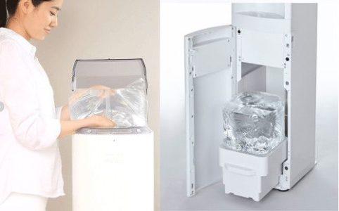 デュオ・スラット 天然水ボトルの取り付け比較