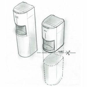 デュオミニの設計は今回もデザイナー「安積伸」氏